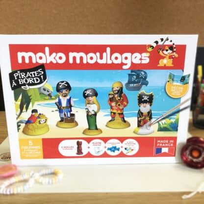 """Mako Moulages """"Mes Princesses"""" coffret 5 moules"""
