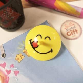 Toupie lumineuse - Smiley